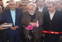 افتتاح هنرستان کار و دانش در سورک با حضور استاندار مازندران
