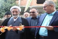 افتتاح سالن شماره 2 مخابرات روستای دارابکلا+ تصاویر