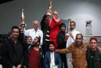 پایان مسابقات کشتی جام فجر با قهرمانی اسلامآباد در میاندورود