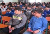 یادواره شهدای دانشآموز و فرهنگی در مدرسه شهید اسدیان سورک