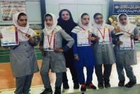سورک قهرمان مسابقات دانشآموزی استان شد