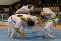 مراسم پایانی مسابقات رزمآوران استان در رامسر
