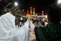 ازدواج حرم تا حرم با مهریه آب و قرآن زوج مازندرانی+ تصاویر