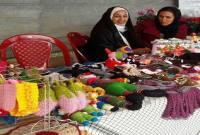 افتتاح بازارچه اقتصاد مقاومتی در میاندورود