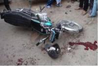 کشته شدن دو جوان میاندورودی در تصادف دو موتور سیکلت