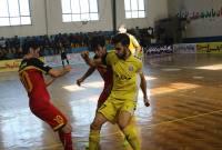 پیروزی پرگل شهروند نوین مقابل مدافعان حرم تاکستان