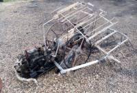 آتش سوزی به مغازه تعمیر دستگاه نشاء در اسلامآباد 3 میلیارد ریال خسارت زد+ تصاویر