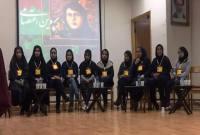 اولین دوره مسابقه استانی مشاعره دانش آموزی در میاندورود برگزار شد