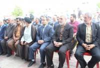 افتتاح ستاد حجتالاسلام سیدابراهیم رئیسی در میاندورود