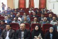 جلسه توجیهی کاندیداهای شورای شهر و روستای شهرستان میاندورود