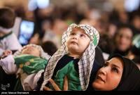همایش شیرخوارگان حسینی میاندورود در سکوت تبلیغی و خبری برگزار شد