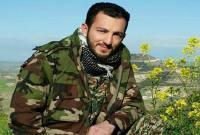 میاندورود اولین شهید مدافع حرم خود را شناخت
