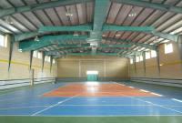 سالن ورزشی روستای لالیم به بهرهبرداری رسید