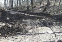 راههای ارتباطی به سنهکوه و وارمی مسدود است/ تخریب کامل سردهنهها و زیرسازیها