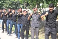 مراسم عزاداری عاشورای حسینی در شهر سورک