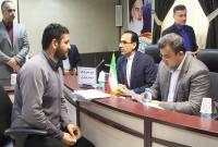 ملاقات مردمی استاندار مازندران و مدیران کل با مردم میاندورود