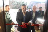 افتتاح دو خانه محروم از سوی بسیج سازندگی در سورک