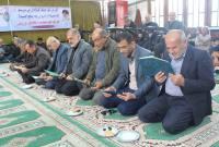 مراسم عزاداری بهمناسبت شهادت سردار سلیمانی در میاندورود