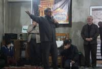 برگزاری مراسم گرامیداشت شهادت سپهبد حاج قاسم سلیمانی از سوی نمایندگی دفتر آستان قدس رضوی میاندورود