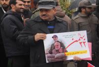 خروش سلیمانیها در راهپیمایی 22 بهمن شهرستان میاندورود