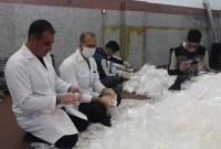 از تهیه 2 هزار پکیچ بهداشتی برای توزیع بین مردم تا ضدعفونی کردن شهر