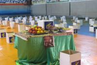 اهدا 300 بسته معیشتی توسط سپاه میاندورود+ تصاویر