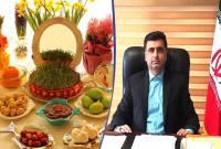پیام تبریک شهردار سورک به مناسبت عید نوروز 1400