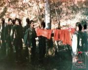 تصاویر کمتر دیده شده از حماسه اسلامی مردم آمل در 6 بهمن سال 60