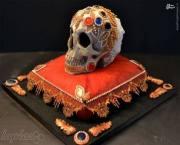 تصاویر/ چندشآور ترین و ترسناک ترین کیک های دنیا