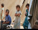 اردوگاه آوارگان عراقی در بغداد (عکس)