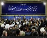 دیدار اعضای مجمع جهانی اهل بیت(ع) با رهبر معظم انقلاب