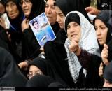 عکس/ دیدار فرماندهان و کارکنان نیروی دریایی سپاه با رهبر انقلاب
