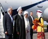 عکس/ سفر استانی رییس جمهور به مازندران