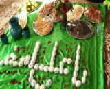 مراسم شیرخوارگان حسینی در روستای عزت الدین