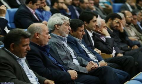 ضیافت افطاری دولت با حضور مجرمین فتنه 88/چرا روحانی اعتراض نکرد؟