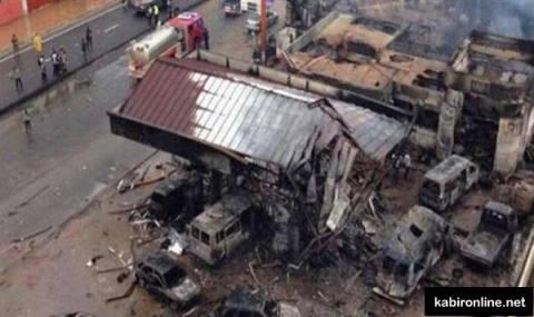 جزئیات تازه از انفجار انتحاری در عراق/ ادامه تلاش برای شناسایی مجروحان و اجساد شهدای ایرانی