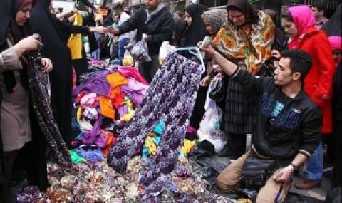 نبود نظارت بر دستفروشان دلیل نابسامانی بازار در مازندران/ خرید کالای ایرانی را فرهنگ کنیم