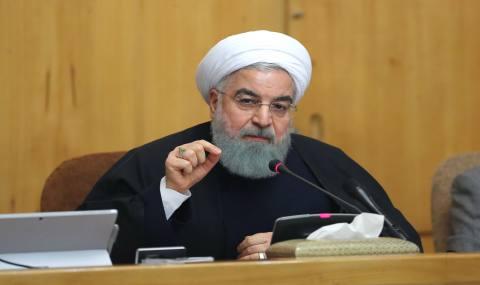 ملت ایران همواره بر مبنای مصالح ملی تصمیم میگیرد/ انتقاد و اعتراض حق مردم است / نقد با خشونت و تخریب اموال عمومی متفاوت است