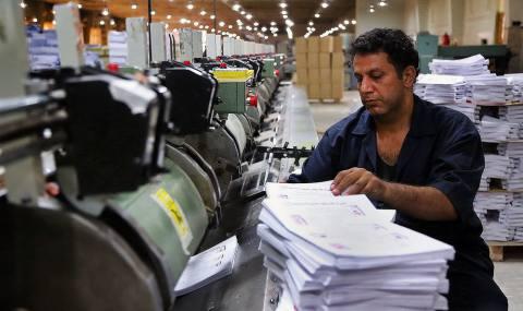 تعطیلی چاپخانههای مازندران یکی پس از دیگری /تقلیل نیمی از کارگران در چاپخانهها