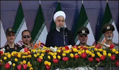 دشمن جرات تصمیمگیری در برابر نیروهای مسلح و ایران را ندارد/ بهجای جنگ نظامی، تروریسم اقتصادی را علیه کشور آغاز کردهاند
