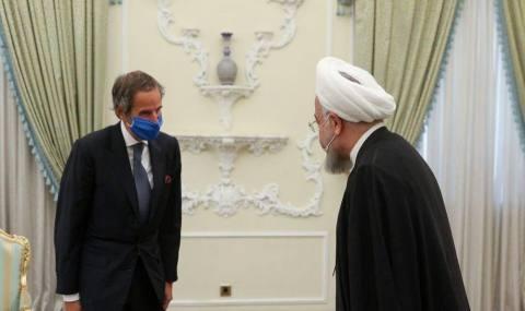 در خصوص حل موضوعات مشخص شده به توافق رسیدیم / ایران به طور داوطلبانه به دو مکان مشخص شده توسط آژانس دسترسی داده