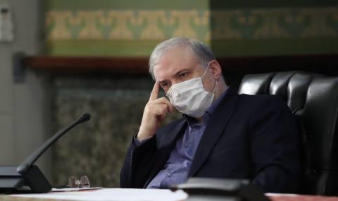وزیر بهداشت: دیشب به خاطر خیز جدید کرونا نخوابیدم/تقسیم بندی مناطق غلط است