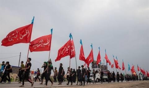 حب الحسین یجمعنا راهپیمایی جهانی اربعین امسال را در فضای مجازی رقم زد+فیلم