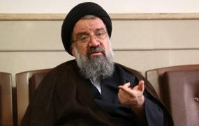 احمد خاتمی به موسوی خوئینیها: بوی انتقام از رهبری به مشام میرسد /جفا هم حدی دارد /این نامه آتش تهیه یک آشوب است