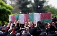 تشییع پیکر مطهر شهید تازه تفحص شده در بهشهر/ بازگشت پیکر شهید حسینی بعد از 29 سال به وطن