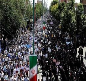 اعلام 63 مسیر راهپیمایی روز قدس در مازندران