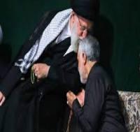 «حاج قاسم»در کلام آقا| رهبر انقلاب کدام صفات را برای «سپهبد سلیمانی» به کار بردند؟